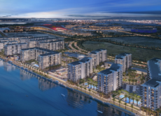 "Aldar launches new waterfront development on Yas Island-""Water's Edge"""