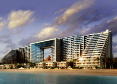 SKAI holdings announces 30 % completion of Dubai Viceroy on Palm Jumeirah on time to open in 2016 as scheduled