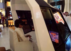 The Dubai Tram- Virtual Ride - Part IV - What you would like to know before November 11, 2014