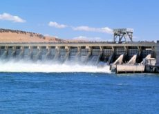 Wadi Al Oyun dam project in Oman 42% completed