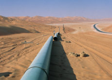 Saudi Aramco pre-qualifies 8 companies to bid on four pipeline packages for phase 2 of US$ 1.5 bn MGSE