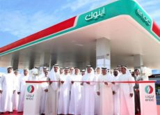 UAE's first solar-powered petrol station inaugurated in Dubai