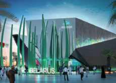 Expo 2020 Dubai's Belarus Pavilion Themed as 'Forest of Future Technology'