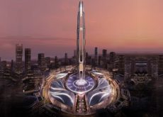 Som revealed as architect behind 550m-tall Burj Jumeira tower