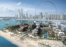 Dubai Ruler reviews progress of US$ 1.56 bn Bluewaters Island project