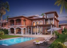 Construction on XXII Carat villa homes passes 90% completion mark