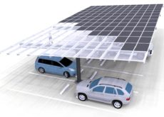 Dewa to install 220KW/h solar carports at the ministry's building in Dubai