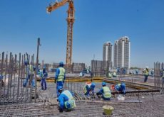 Cayan breaks ground on office tower project in Riyadh