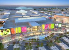 Construction of Mall of Qatar in Doha is 70 percent completed