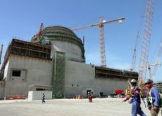 Construction of Unit 1 of Barakah Nuclear Power Plant is 74% complete