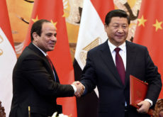 China to pump US$ 40 bn in big development projects in Egypt