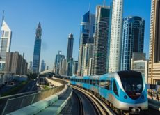 Dubai readies Red line extension of metro to Expo 2020 site with addition of seven new stations