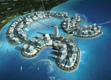 Bahrain's Durrat Marina Project  completes Phase 1; project on track for completion in 2017