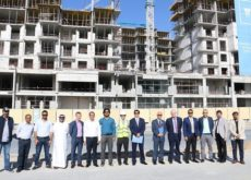 ECC announces significant progress with construction of Rawda and UNA