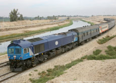 Egypt signs US$ 1.2 bn agreement with Russian-Hungarian JV for rail infrastructure projects