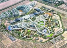 Expo 2020 site activity on track to peak in 2019