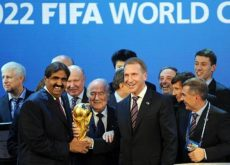 Qatar Adamant about hosting World Cup 2022, refutes committee suggestion to move venue