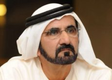 Ruler of Dubai reviews US$ 3 bn road and infrastructure projects
