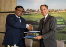 Al Hamra and Troon in golf partnership deal