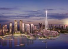 Emaar's 'The Tower' pile foundations work complete