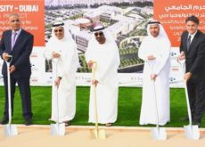 His Highness Sheikh Ahmed bin Saeed Al Maktoum Lays Foundation Stone of Rochester Institute of Technology – Dubai New Campus at Dubai Silicon Oasis