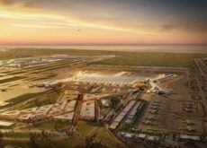Istanbul New Airport in Turkey now 80% complete
