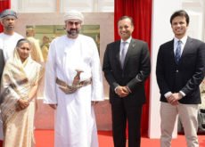 JSIS inaugurates newly expanded steel complex at Sohar Industrial Port