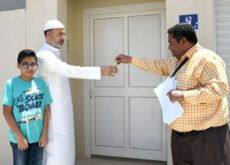Bahrain's ministry distributes residential units in Phase One Salman Town project