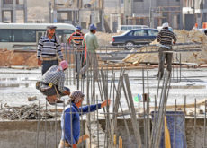 55,000 construction workers in Oman risk losing jobs within 2016