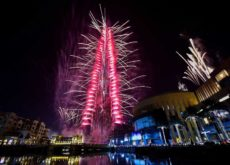 Emaar unveils behind the scenes of 'Light Up 2018' spectacle