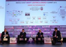 Abu Dhabi to host the largest lighting summit next week