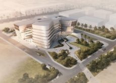 Expo 2020 Dubai completes construction of its petal-shaped 'Thematic Districts'