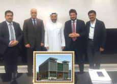 Al Markab signs Al Khayarin Group Trading and Contracting for development of its office building