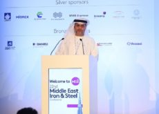 Undersecretary of the Ministry of Energy and Industry addresses the Middle East Iron and Steel Conference