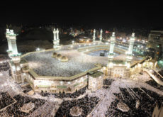 Saudi King launches 5 projects as part of Phase 3 of Grand Mosque expansion