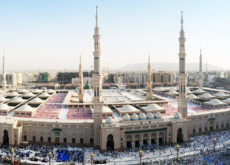 Three architectural gates planned for Saudi's Madinah