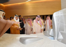 Saudi Arabia launched five mega oil and gas projects