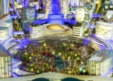"""Dubai's ambitious """"Mall of the World """" entertainment district will require US$6.8 bn for construction"""