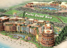 Porto Dead Sea launches first phase of its project in Jordan
