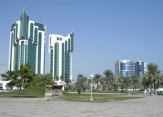 Construction of Abu Dhabi's bus shelters progresses at full speed
