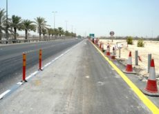 Bahrain builds exit road to tackle traffic congestion