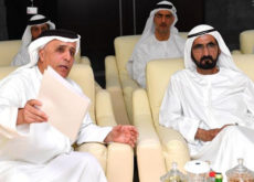 Infrastructure projects by Dubai's RTA approved by Ruler of Dubai