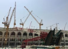 Saudi Finance Ministry given new twist to the Mecca crane crash trial
