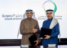 Saudi Aramco signs MoU with Dewa to foster collaboration in new energy
