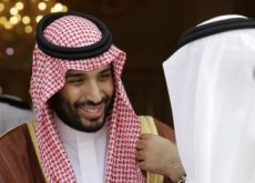 Saudi's Crown Prince announced new US$ 500 bn project named 'Neom'