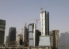 Foreign investor licences issued for construction sector in Saudi Arabia increased by 77% in Q1 2019