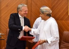 Total signs MoU with Oman to develop natural gas resources