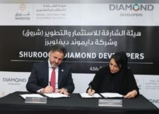 Shurooq and Diamond Developers to deliver large mixed-used project in the emirate