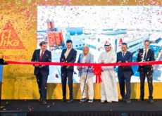 Sika officially inaugurates its state-of-the-art production facility