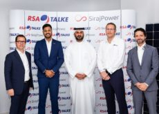 UAE-SirajPower Goes Live with Solar Rooftop for Chemical Logistics Specialists, RSA-TALKE